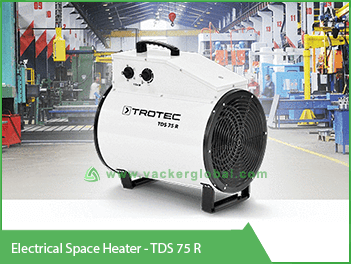 space-heater-tds-75r Vacker Africa