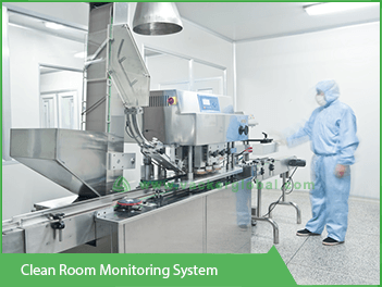 clean-room-monitoring-system